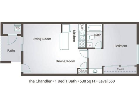 1 bedroom apartments in mesa az 1 bedroom apartment floor plans pricing level 550 mesa az