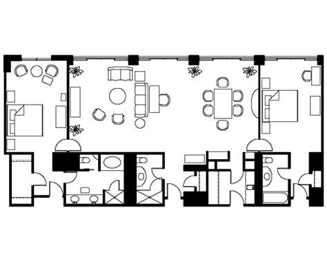hotel guest room floor plans presidential suite in austin downtown four seasons