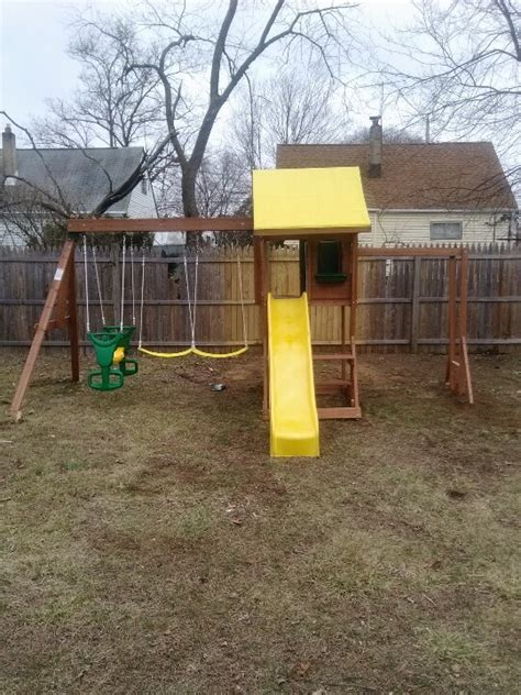 big backyard playset pin by swingset installer on things i love pinterest