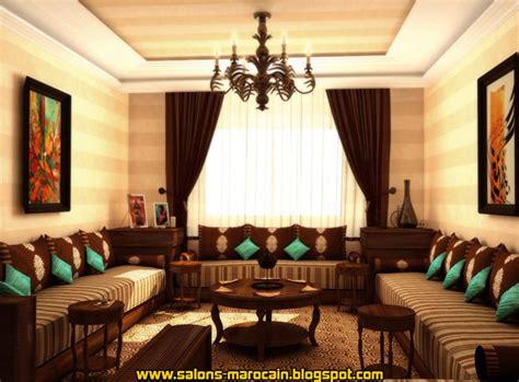 Impressionnant Modele Deco Salle De Bain #4: photo-decoration-deco-salon-marocain-moderne-6-1024x755.jpg