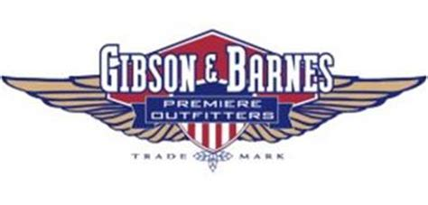 Gibson Barnes Gibson Amp Barnes Premiere Outfitters Trade Mark Trademark