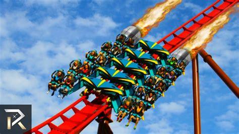 theme park rides 10 amusement park rides too dangerous for the u s youtube