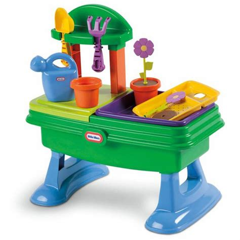 tikes activity table tikes water garden play kid s activity table buy