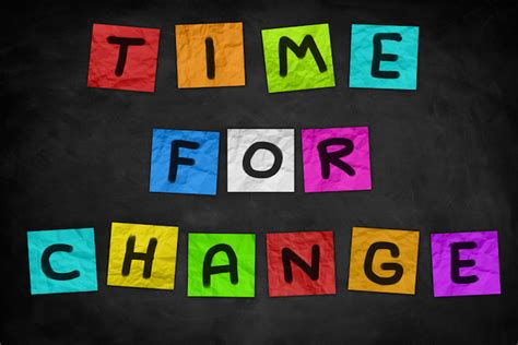 ç Change A Simple Yet Powerful Method For Big Changes