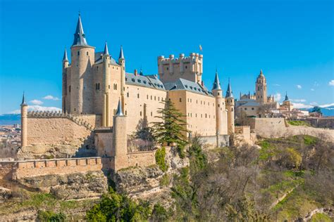 Free House Design by Best Day Trips From Madrid Toledo Amp Segovia Kevin