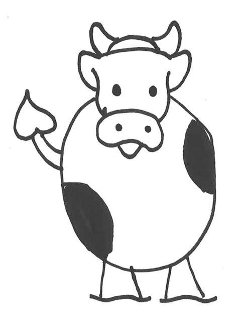 imagenes para dibujar una vaca dibujos de vacas c 243 mo hacer una vaca dibujo a l 225 piz