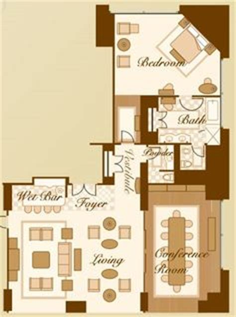 bellagio hotel room layout bellagio suite floor plan bing images travel places
