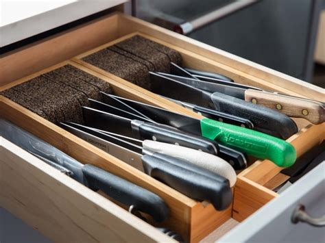 best way to store cutlery what is the best way to store kitchen knives quora
