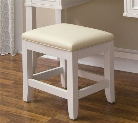small white vanity chair bathroom vanity chair for makeup bench only stool decor