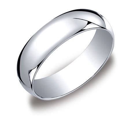 mens  white gold wedding bands wedding  bridal