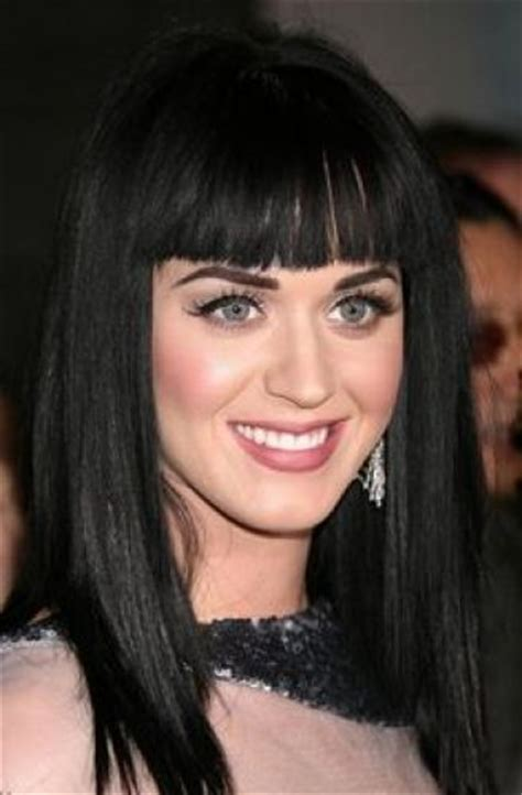 bangs for women over 30 10 katy perry hairsytles that roar lots of styles and