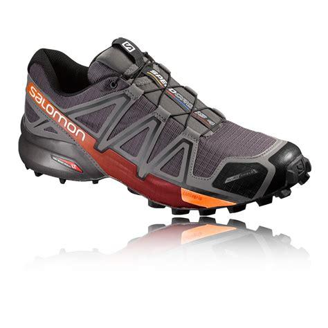 Salomon For 4 shop top brands of salomon speedcross 4 cs s trail