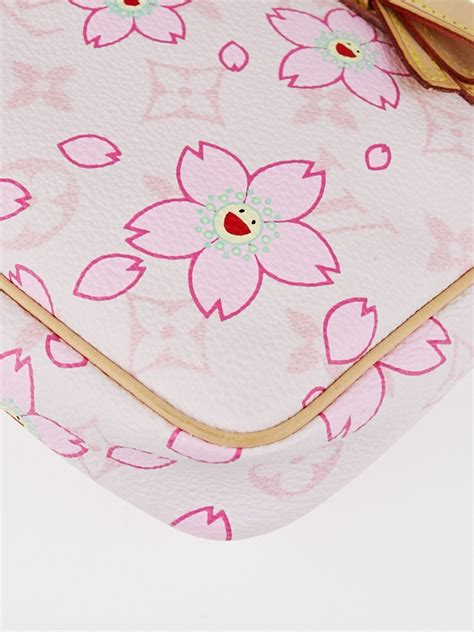 louis vuitton limited edition pink cherry blossom monogram
