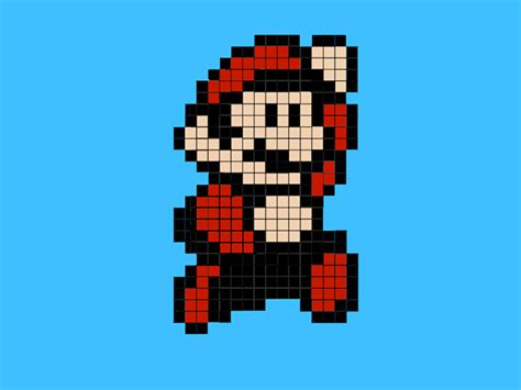 mario pixel template 31 minecraft pixel templates free premium templates