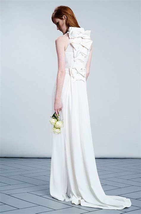 Viktor Rolf Preview Wedding Themed Collection For Hm by Viktor Rolf Debut Bridal Collection Weddingbells