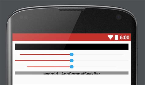 android layout width padding android seekbar can t be full width even set padding 0 in