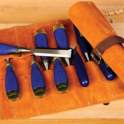archer leather chisel roll  place chisel rolls