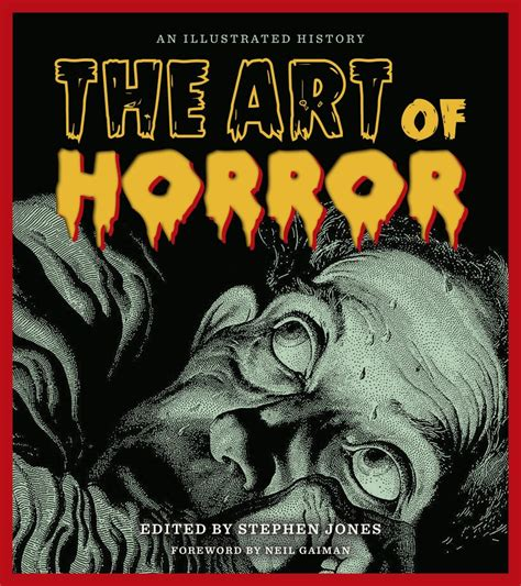stephen the art of horror an illustrated history 2015