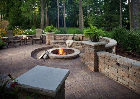Ideen Aus Stein by Fraley Masonry Experts Outdoor Living Belgard