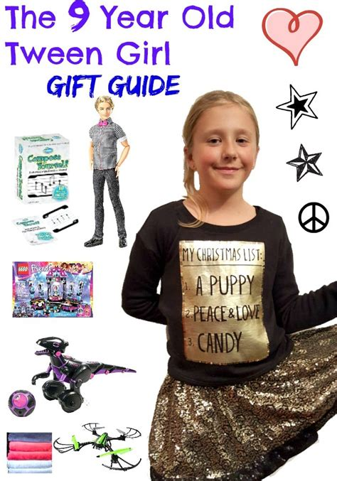 christmas ideas 9 year old girl gifts your 9 year tween will i my