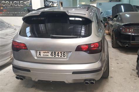 Build Audi Q7 by Audi Q7 Restoration Build Projectwn Page 2