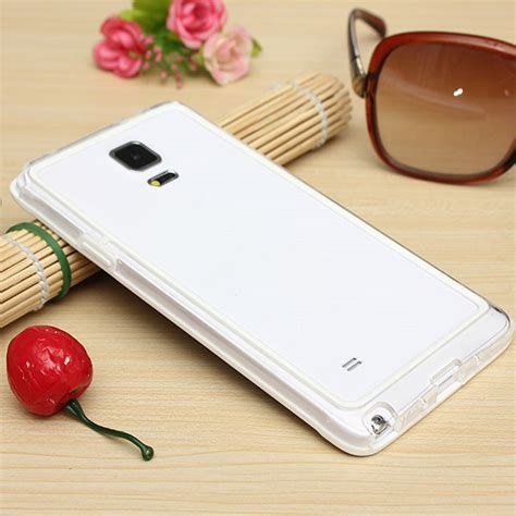 clear rubber st ultra thin tpu rubber clear transparent soft back for