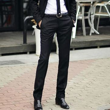 Slim Fit Atasan Formal Casual O Black Ot Kaos T Shirt Pria s slim fit business dress casual suit us 17 56 sold out