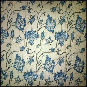 batik tulis st  kain