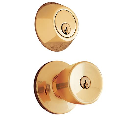 Door Knob With Deadbolt Built In by Mountain Security Keyed Entry Door Knob Tulip Deadbolt