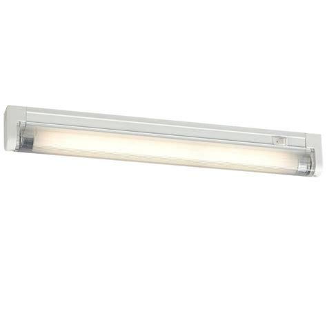 cabinet fluorescent light filament design negron 1 light white fluorescent