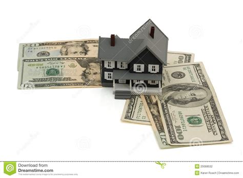 house mortgage payment mortgage payment stock photography image 20068532