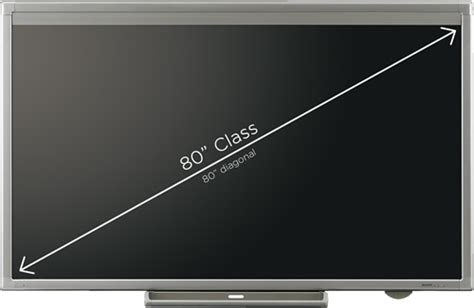 80 Inch Tv Dimension by Aquos Board Spectacular Screen Size Sharp