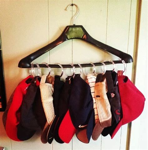 Hat Rack Ideas by Baseball Hat Storage Diy For