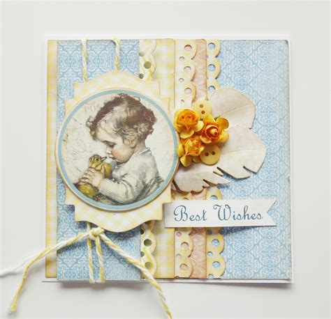 Handmade Best Wishes Cards - handmade cards aganappycakes