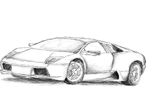 Drawings Of Lamborghinis Lamborghini Veneno Drawing Sketch Templates