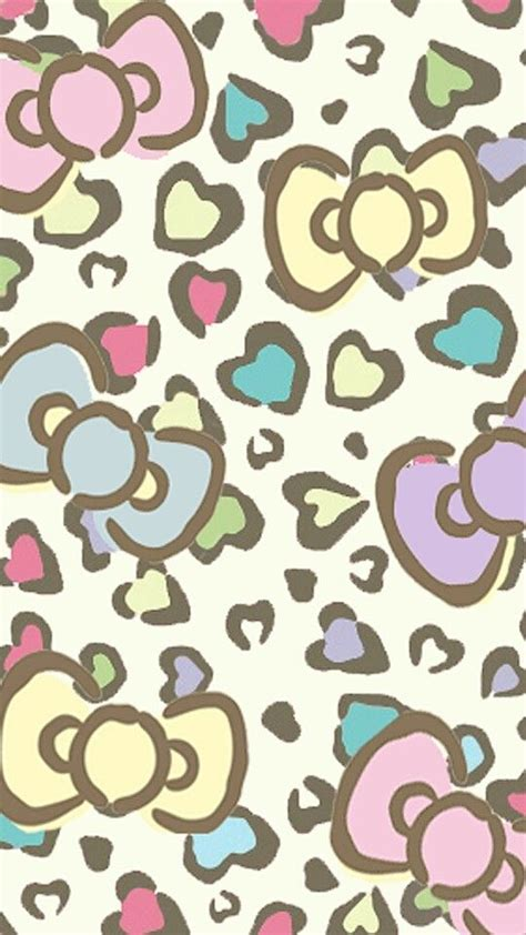 hello kitty hearts wallpaper from hello kitty wallpaper hk pinterest kitty