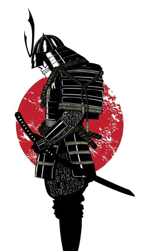 images for gt samurai mask silhouette tattoo ideas