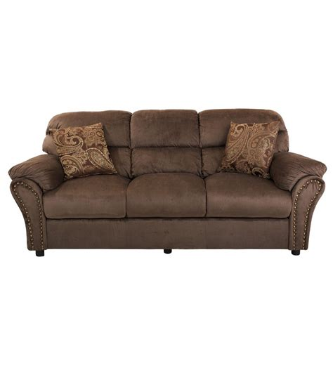 sofa durian durian regal 3 seater sofa buy online at best price in