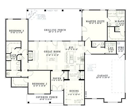 ft plans house plan baby nursery 1800 sq ft house plans one story