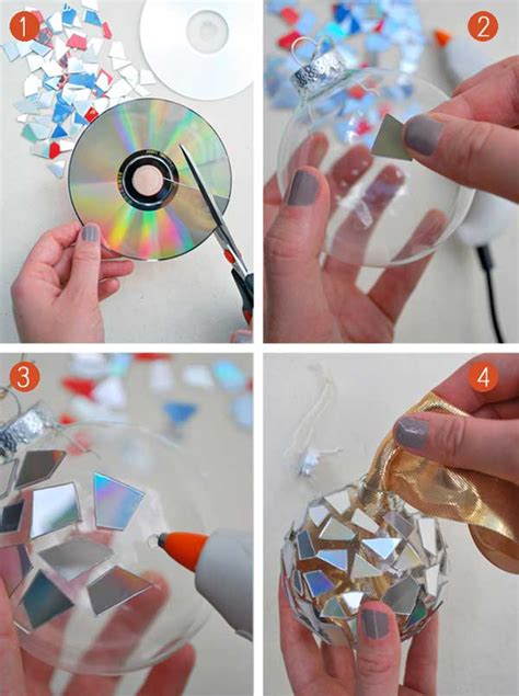 diy christmas ornaments top 36 simple and affordable diy christmas decorations