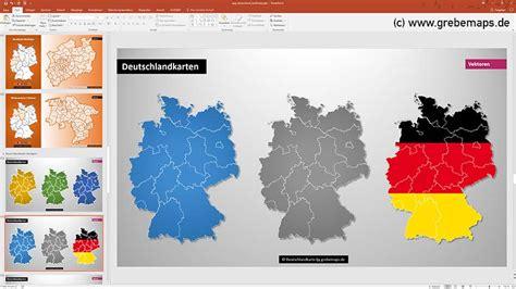 powerpoint design kopieren deutschland powerpoint karte landkreise bundesl 228 nder