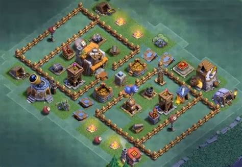 layout builder clash of clans cash of clans top 15 best builder hall level 5 bases bh5
