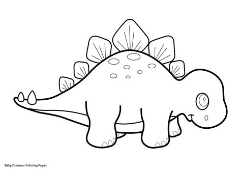 coloring page baby dinosaur baby dinosaur coloring pages freecolorngpages co