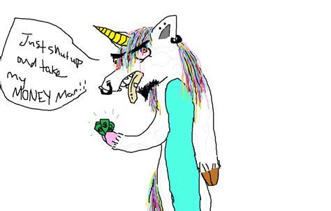 Unicorn Rainbow Meme - unicorn fry meme by thecatchingmadness on deviantart