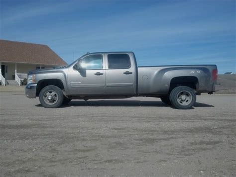 2008 chevrolet silverado 3500 for sale used cars for sale find used 2008 chevy 3500 dually duramax diesel in dannebrog nebraska united states for us