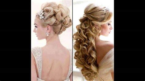 fotos de vestidos de novia y peinados vestidos y peinados para bodas 38 youtube
