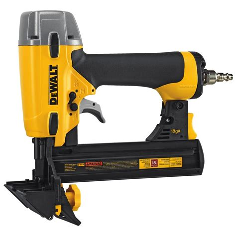 dewalt 18 7 32 in crown flooring stapler dwehf1838k