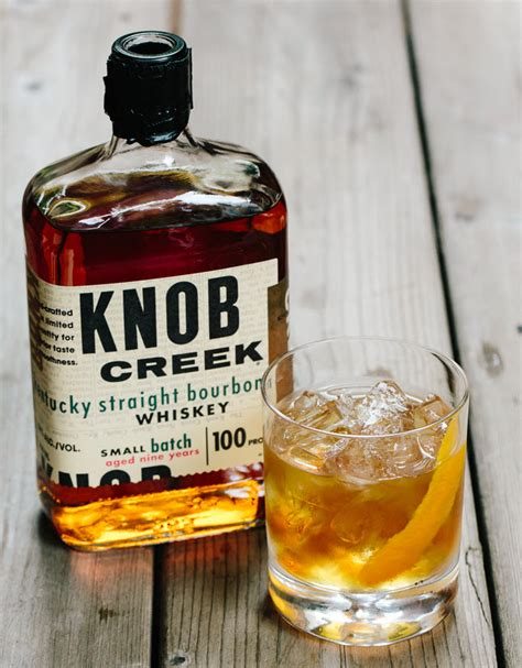 Knob Creek Fashioned by 3 Twists On The Fashioned Did You Say Bacon