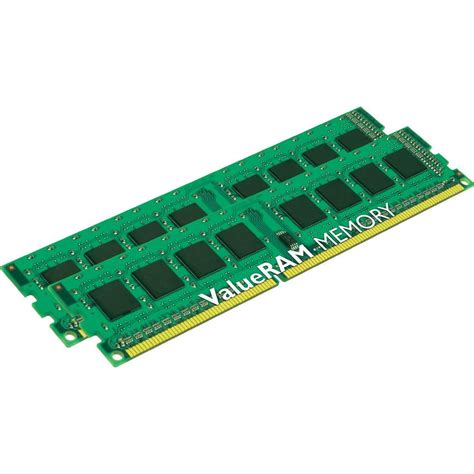 Ram Pc Kingston pc ram kit kingston kvr16n11k2 16 16 gb 2 x 8 gb from conrad
