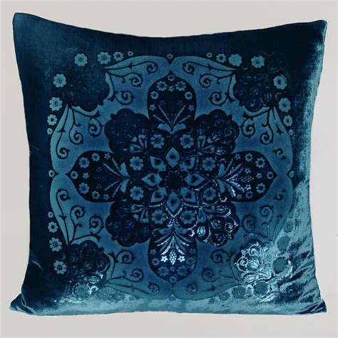 Moroccan Decorative Pillows kevin obrien velvet moroccan decorative pillow shop